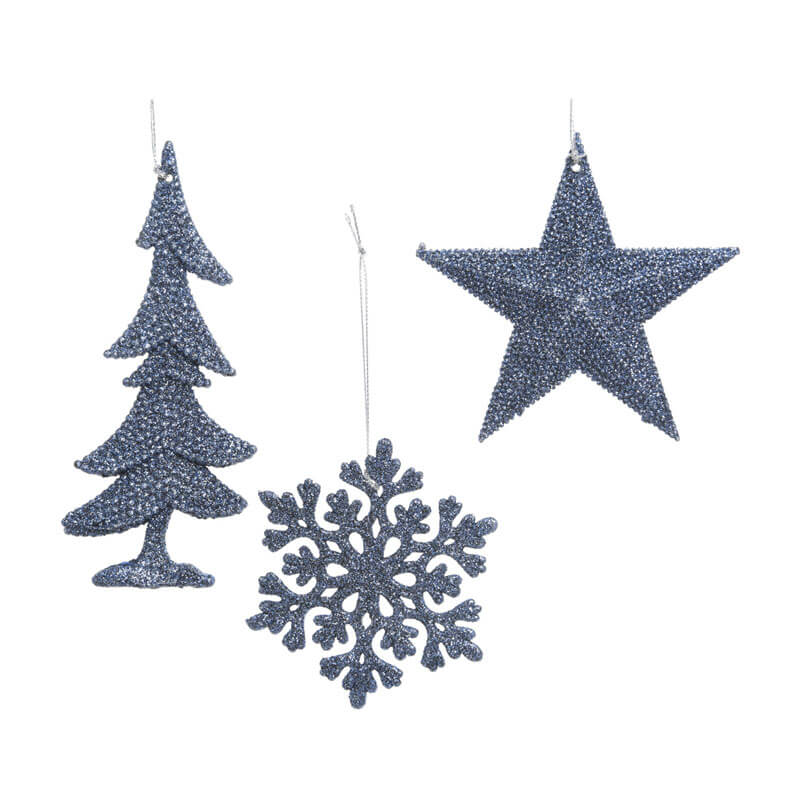 Blue-Shatterproof-Glitter-hanging-decoration-purely-christmas-515049