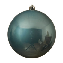 Blue-Shatterproof-plain-Ball-purely-christmas-022395