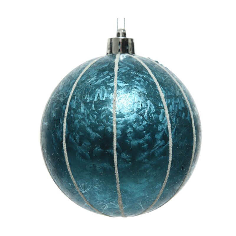 Blue-White-Shatterproof-plain-Ball-purely-christmas-025551