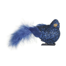 Blue-feather-clip-on-tree-decoration-FIX0009BL
