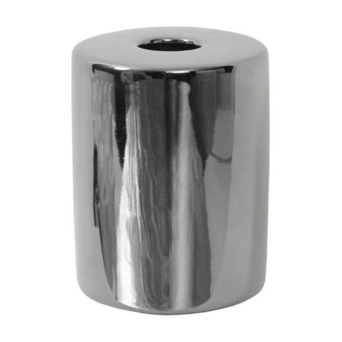Candle-Holder-Silver-Purely-Christmas-80720