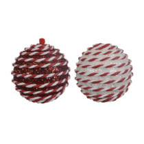 Decorative-Foam-Ball-Red-White-Purely-Christmas-457188