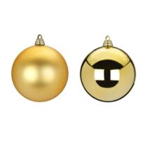10cm -Gold-Shiny-Inge-Shatterproof-Ball-purely-christmas-81092G001