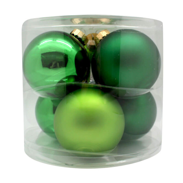 Green-Inge-Glass-Baubles-purely-christmas-15229C110
