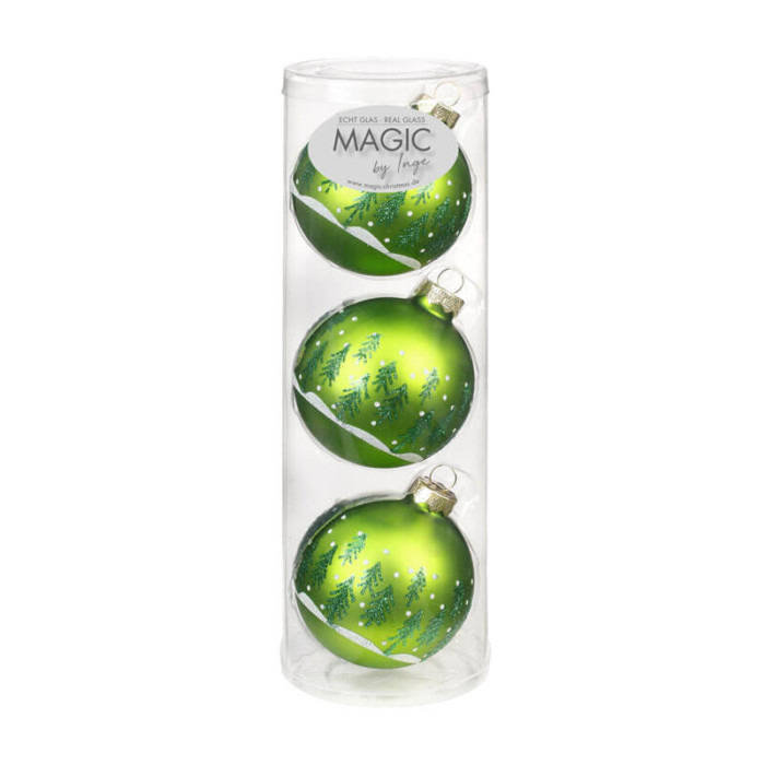 Green-Inge-Glass-Baubles-purely-christmas-40057K803