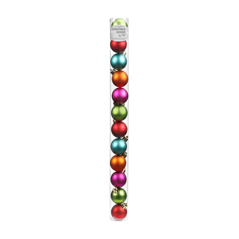 Mille-Fiori-Mixed-Inge-Shatterproof-Baubles-purely-christmas-81012G136