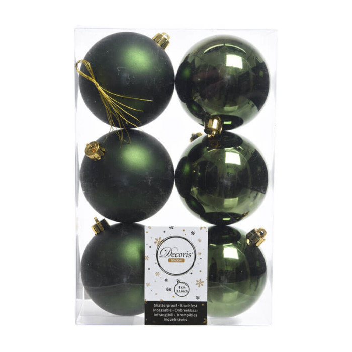 Pine-Green-Shatterproof-Baubles-purely-christmas-022157
