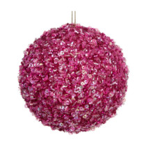 Pink-Beaded-Ball-purely-christmas-TR24591