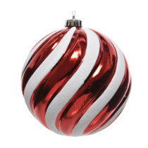 Red-White-Shatterproof-decorative-Ball-purely-christmas-027624