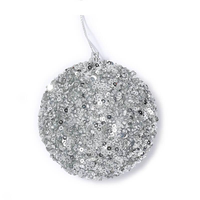 Silver--Glitter-Inge-Shatterproof-Glitter-Ball-purely-christmas-700000909