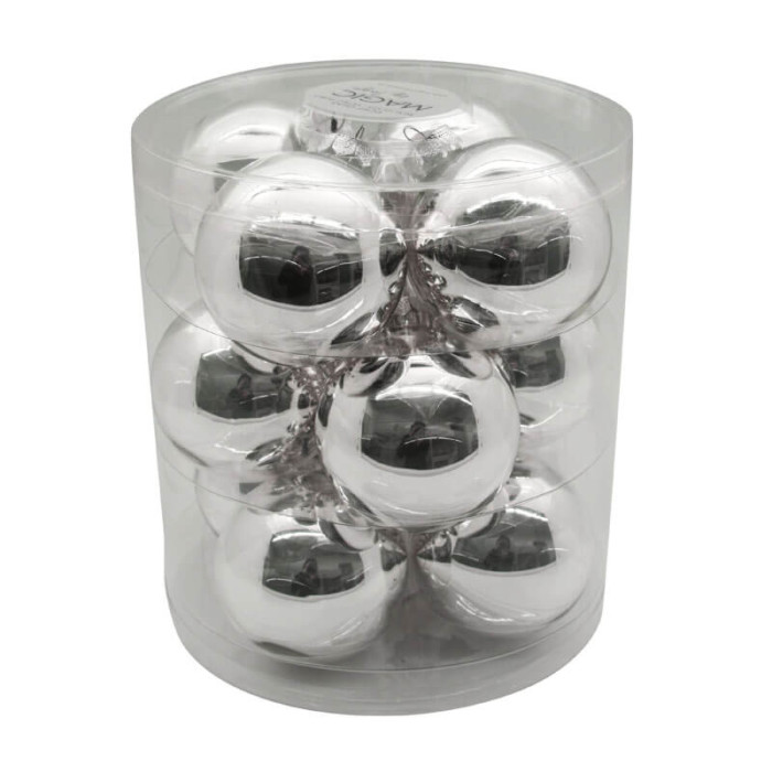 Silver-Shiny-Inge-Glass-Baubles-purely-christmas-10000C109