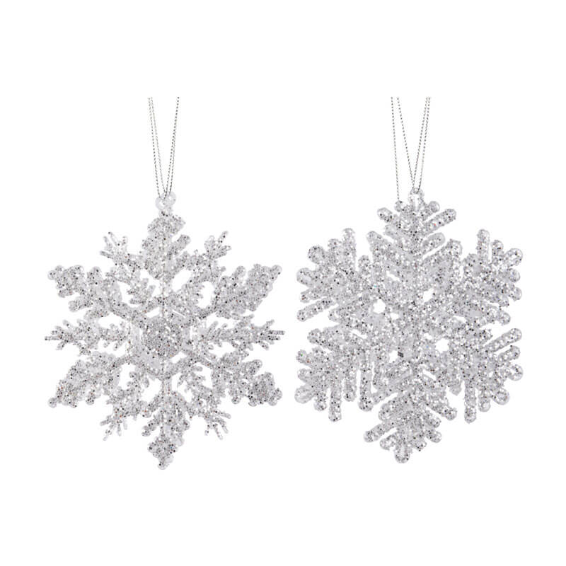Silver-Transparent-Shatterproof-Glittered-Snowflake-purely-christmas-520118