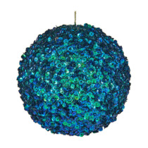Turquoise-Sequinned-Ball-purely-christmas-PL-52136