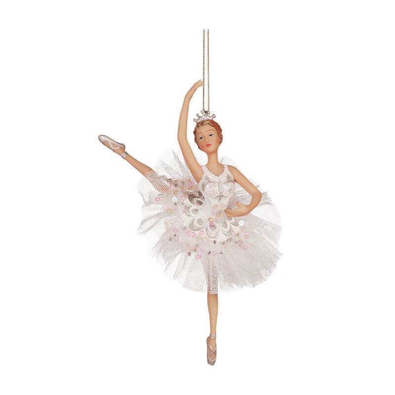 White-Silver-Ballerina-Decoration-purely-christmas-FIX8665WH