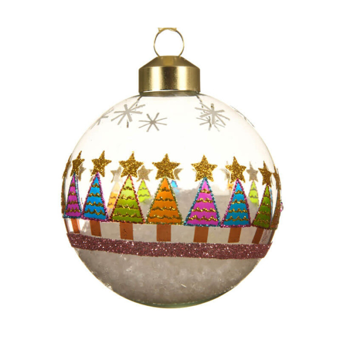 White-with-multi-colour-Inge-Glass-Baubles-purely-christmas-060819