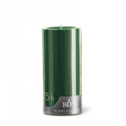 230694-pillar-candle-15cm-75h-christmas-green-purely-christmas-bougies-la-francais