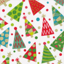 caspari-christmas-napkin-lunch-christmas-party-trees-purely-christmas-X19CAL14760