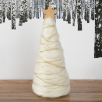 felt-cone-tree-small-cream-purely-christmas-91546