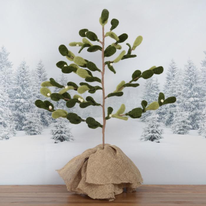 felt-mistletoe-tree-large-purely-christmas-91562