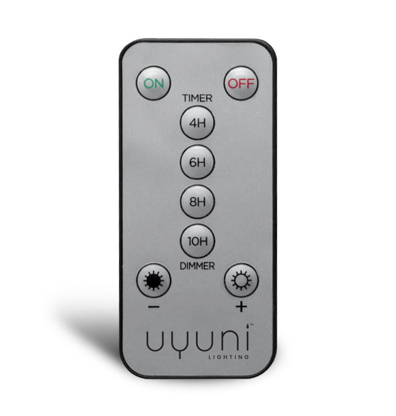 UYUNI remote control for candles