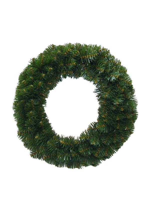 alberta wreath 60cm